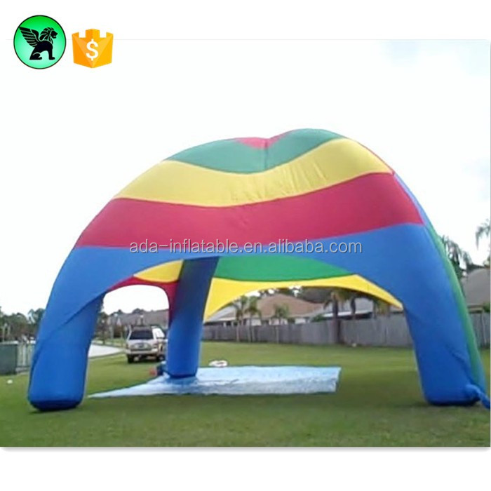 Factory Price Wholesale High Quality Commercial Dome Inflatable Tents For Event And Party/Commercial Publicity Exhibition