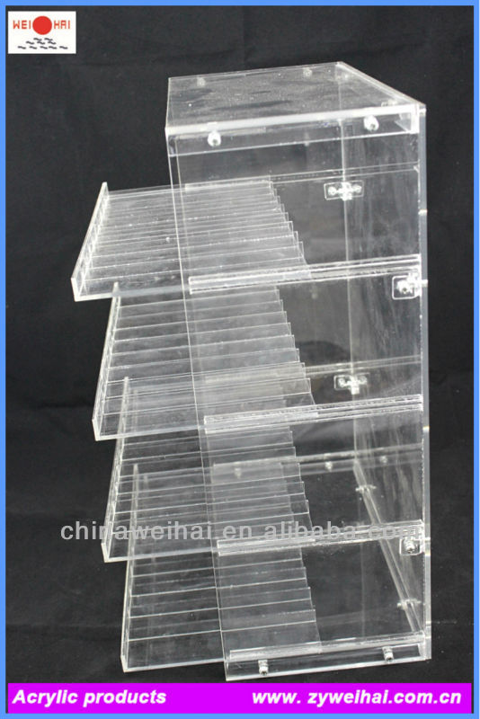 Acrylic Clothing Display Props Shirt Pants Display Rack Acrylic Tshirt Display
