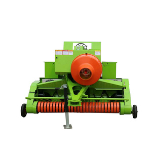 Hot sale big square hay baler in agriculture for wheat bean straw