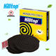 High quality China black mosquito coil for killing mosquitos with ISO certificate