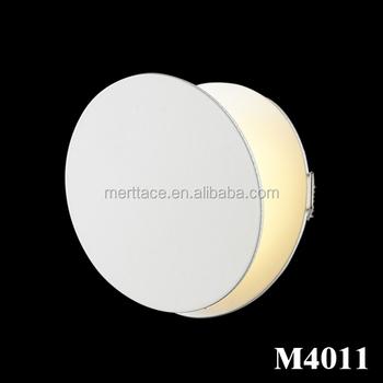Asian Indoor Modern Deco Box Metal White Led Art Deco Wall Light ...