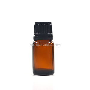 5ml 10ml 15ml 20ml 30ml olive oil glass dropper bottle with plastic reducer wholesale