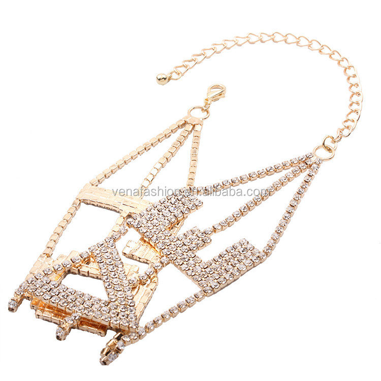 gold chains wide chunky love diamond choker necklace