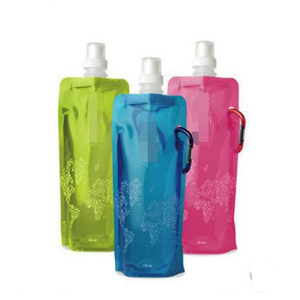Soft Sports Bottle/Drinking Water Bag/Foldable Water Bags