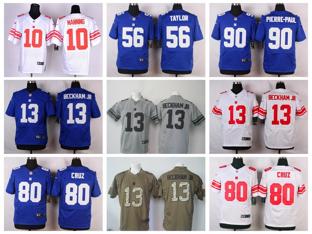 0be1d9d5c ... New York Giants Eli Manning ELITE Jerseys