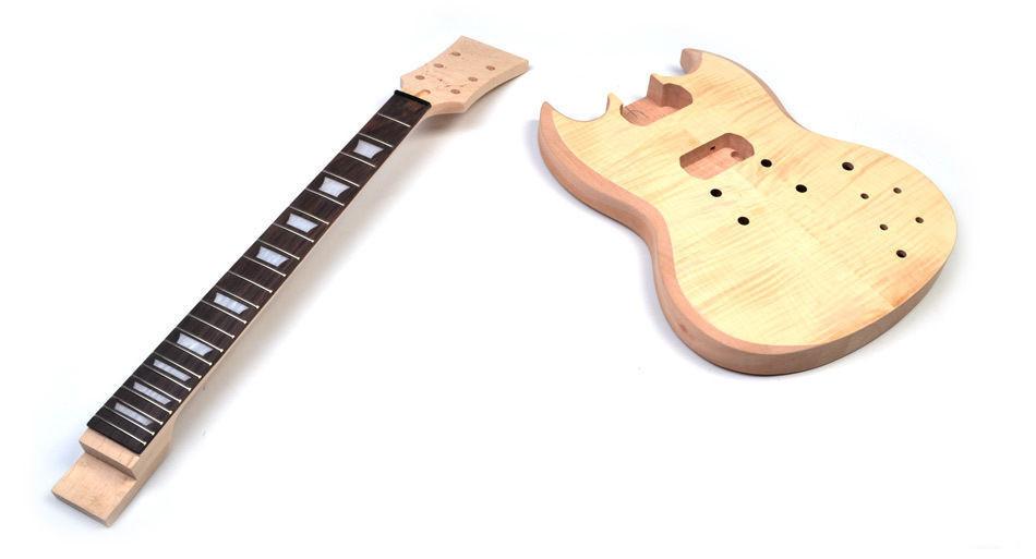 wholesale sg guitar semi finished guitar product electric guitar oem diy guitar kit guitar. Black Bedroom Furniture Sets. Home Design Ideas