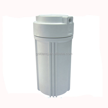 10'' white plastic sediment Transparent water Filter Housing