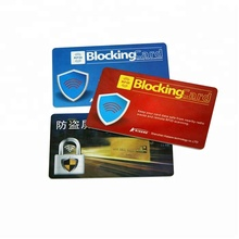 RFID Credit Card and Debit Card Protector
