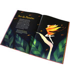 custom design A4 softcover catalog/ booklet / brochure printing