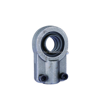 Factory Wholesales Rod End Bearing Hydraulic Cylinder Clevis Rod Ends With  Locking Slot And Nuts Made In China - Buy Clevis Rod Ends,Rod End