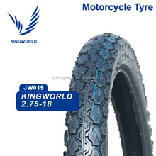 China certified supplier motorcycle tire for export