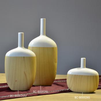 Decorative Pine Cone Vase Ornament Home Decoration Buy Home