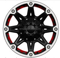 16 inch suv 4x4 aluminum wheel rim/ car alloy wheel