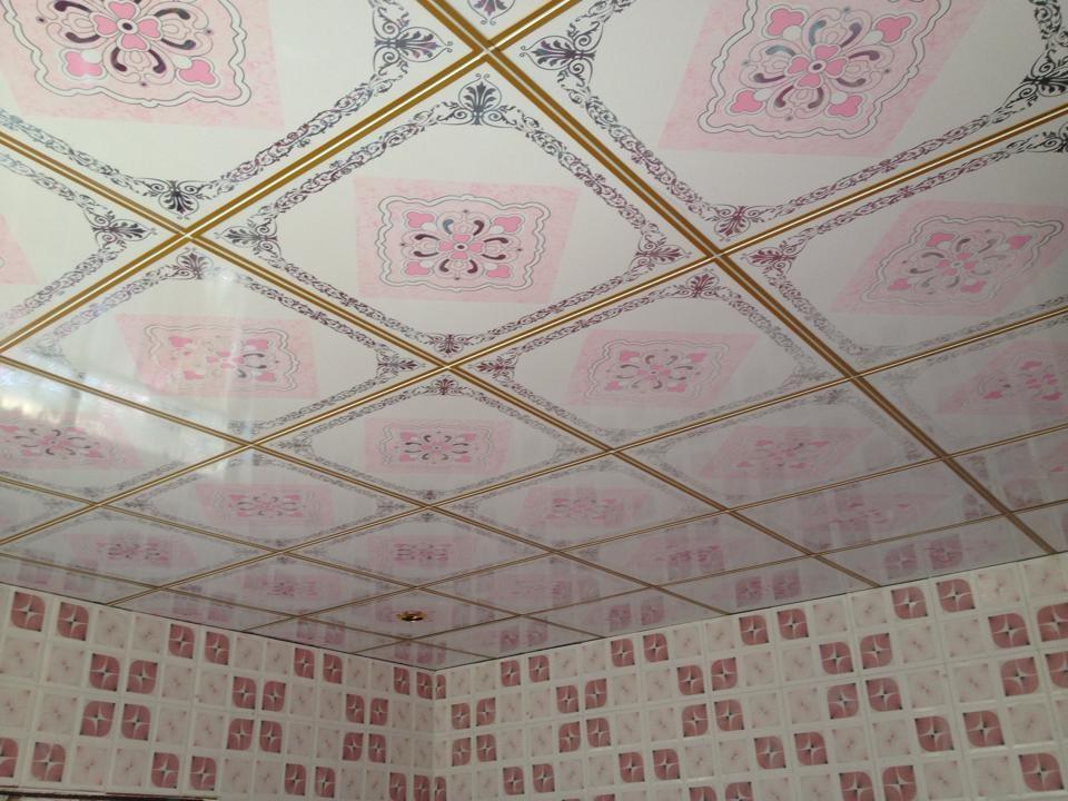 Pvc Stretch Ceiling Film Designs For Bedroom Tiles