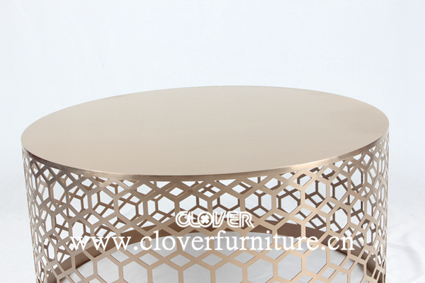 Round Coffee Table View Glass Coffee Tables Clover Product