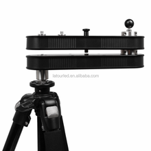 Extendable Video Camera Slider 4 Linear Motions for DSLR Video Camera and Smartphone GT-V70