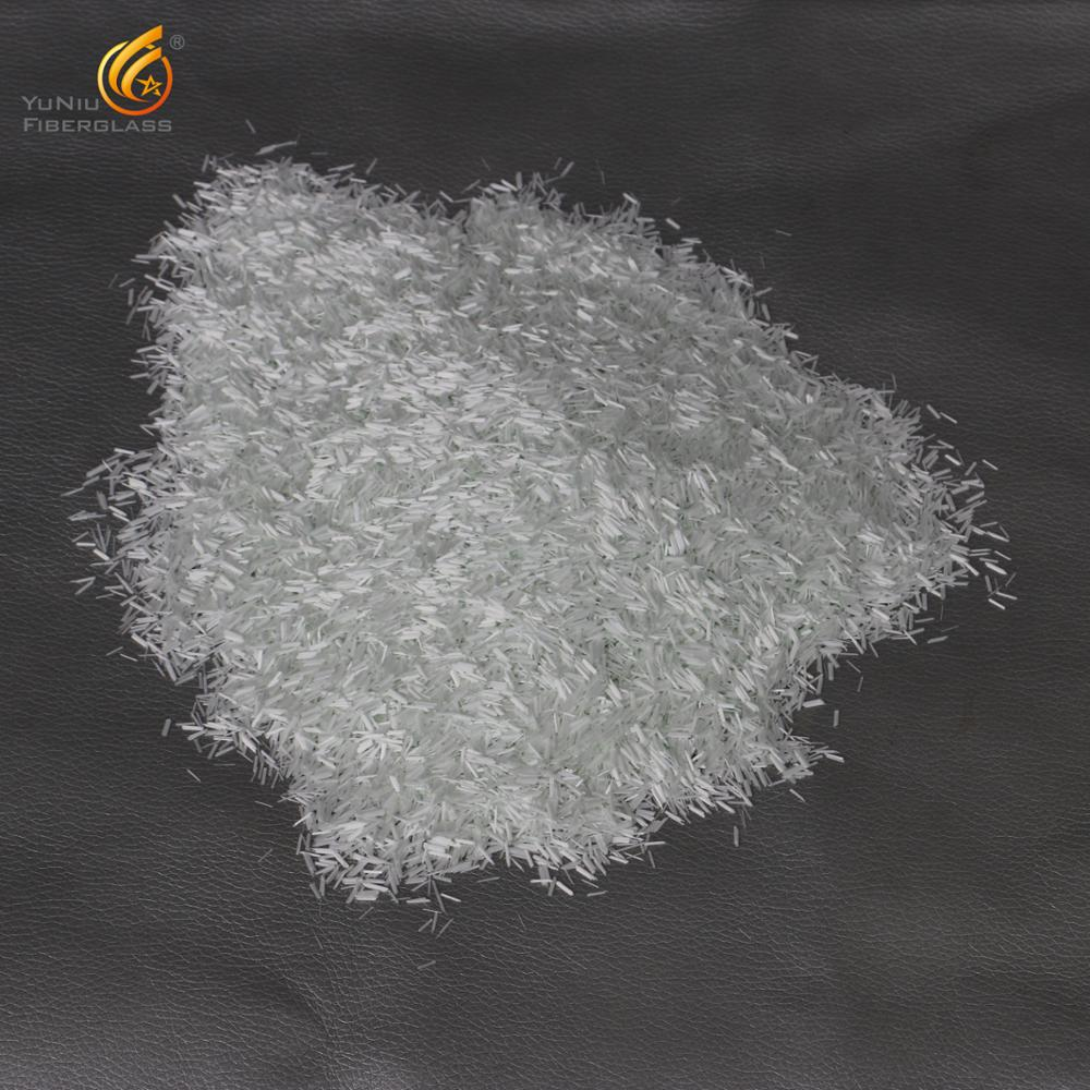All kinds of length All kinds of uses Alkali free Glass fiber chopped bonder powder