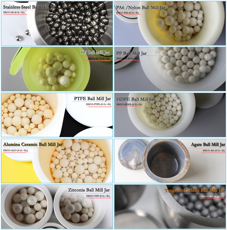 Mini Lab Planetary Ball Mill,Nano Powder Grinding Small Lab Ball ...