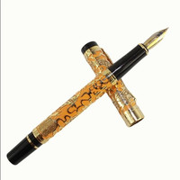 Forn jinhao 5000 series emboss fountain pen
