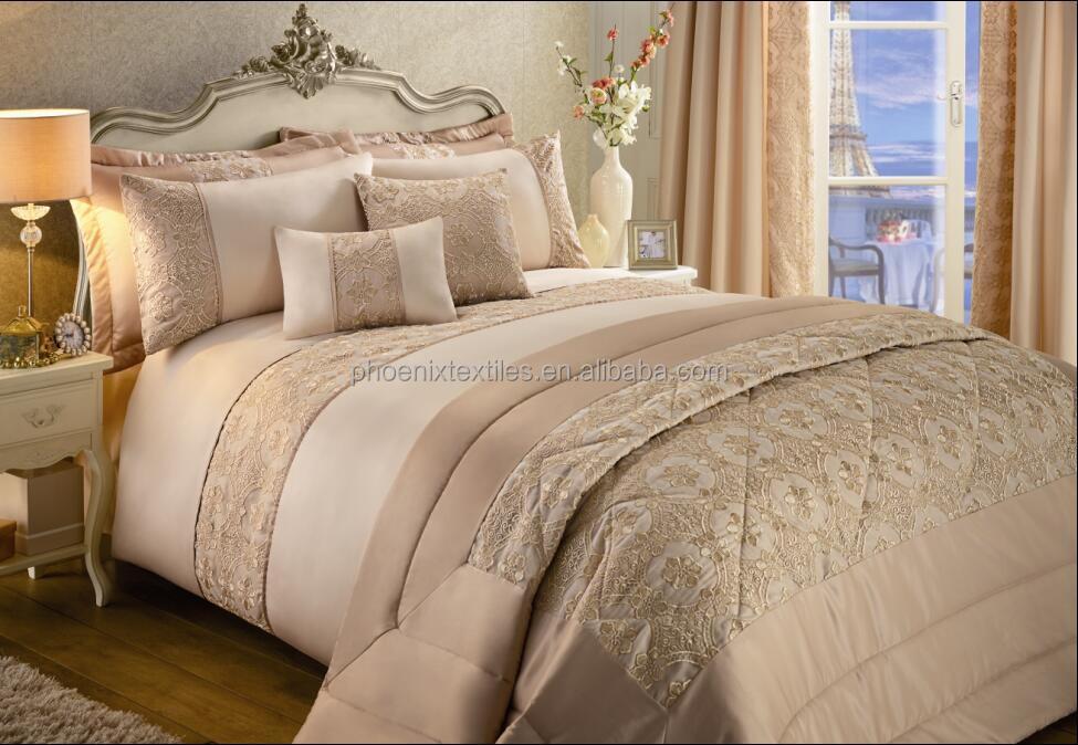 lace bedding set patchwork quilt wholesale bedspread