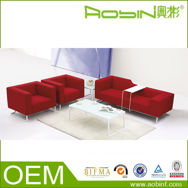 Fabric Sofa Set For Office