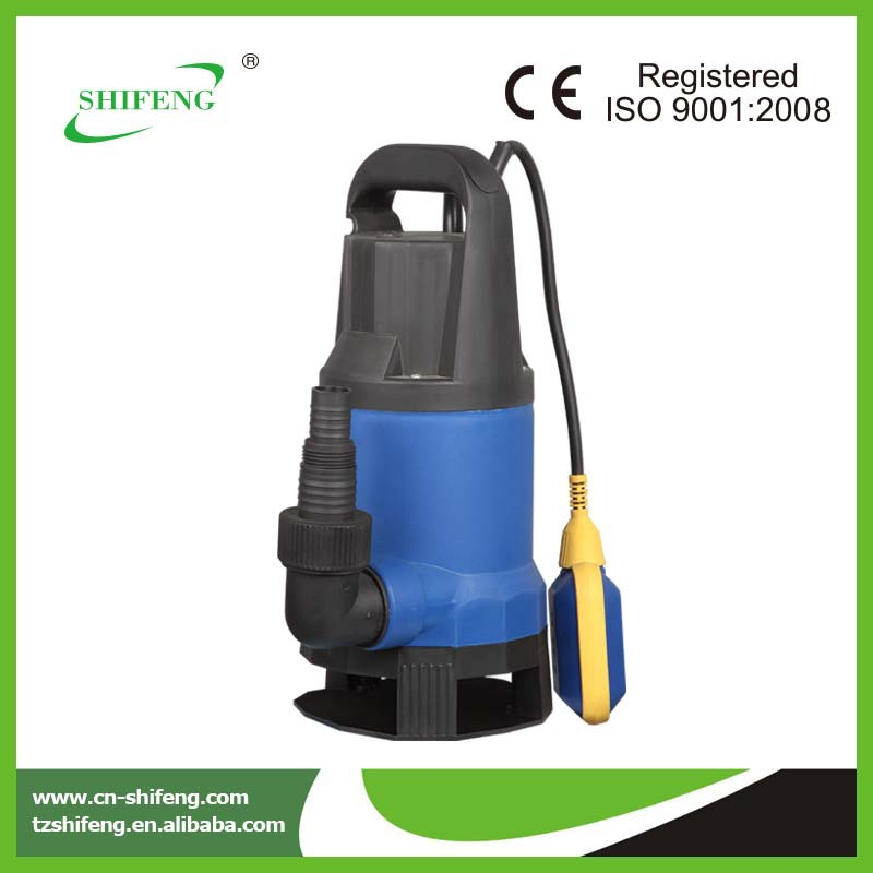 New Design with CE Plastic 250W~400W Garden Submersible Pump
