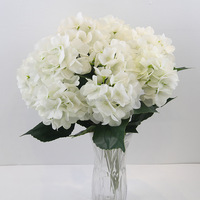 wholesale wedding decoration artificial hydrangea flowers
