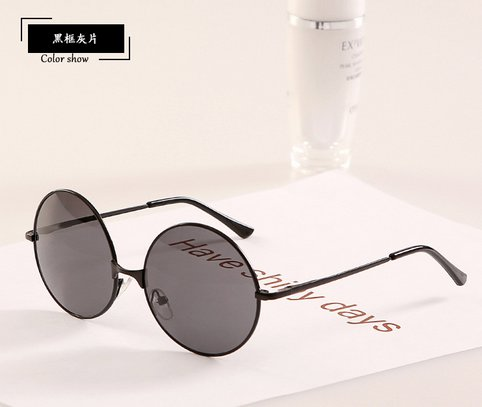 dbf8af64be3 Get Quotations · Vintage Small Round Sunglasses Women Men 2015 Colorful  Coating Reflective Star Style Oculos Gafas De Sol