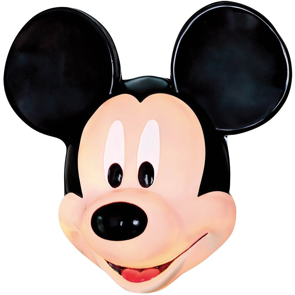 Disney Mickey Mouse Porch Light Cover Outdoor Fixture Illuminated Decoration