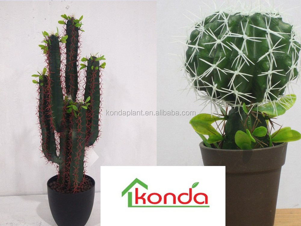 Hot Selling Artificial Plants And Trees,decorating With Fake Cactus,cheap Artificial  Plants
