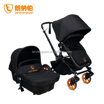 High end zebra series good baby stroller with universal for Mercedes benz baby pram