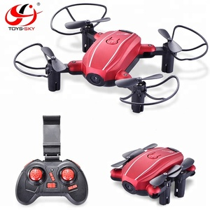 Toysky A7HW Foldable mini rc drone helicopter nano ufo with 720P Camera