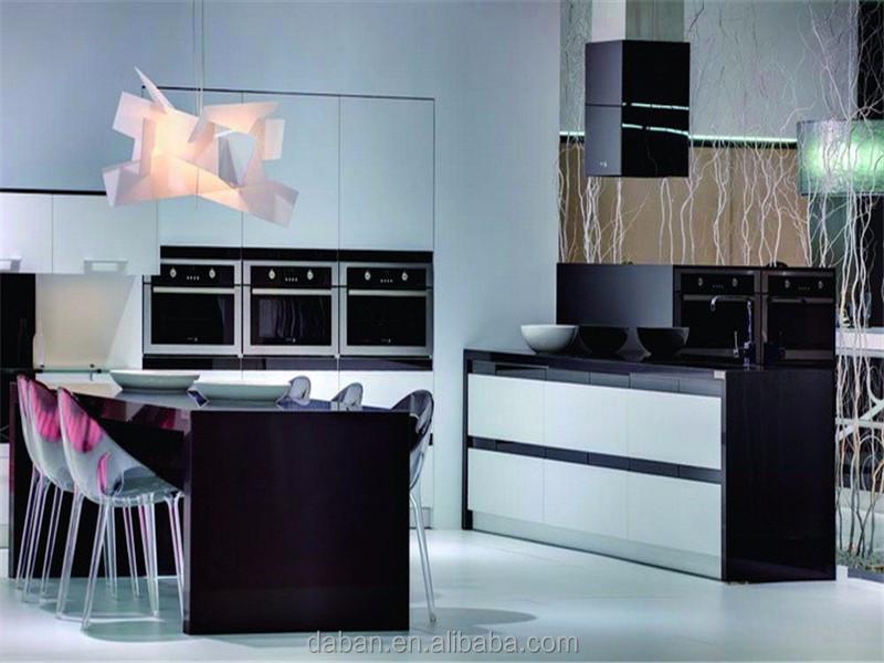 Keuken  muur  opknoping  kast ontbijt bar set/designer ingerichte ...