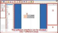 Daqin Mobile Phone Skin Sticker Vinyl Cutter Plotter Software ...