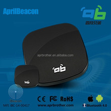 Bluetooth 4.0 low energy module iBeacon with free App provided