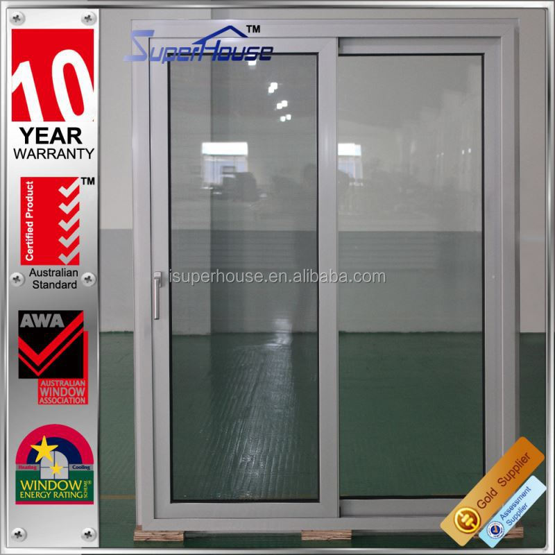 Australian standards AS2047 AS2208 AS1288 commercial double glass sliding door kitchen cabinet