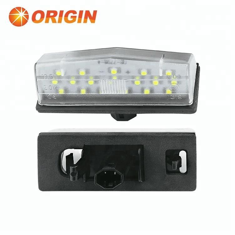 LED Kennzeichenbeleuchtung