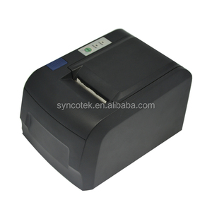 58mm Mini Bluetooth Auto Cut Thermal POS Receipt Printer Manual Auto Cutter with Cutter Parallel Port TTL/RS232 Interface