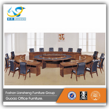 Large Round Combination Meeting Table Office Furniture - Large round meeting table
