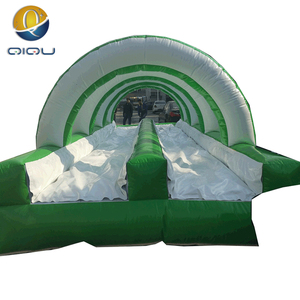 Chinese factory custom slip n slide inflatable for adult, inflatable jumbo water slide the city