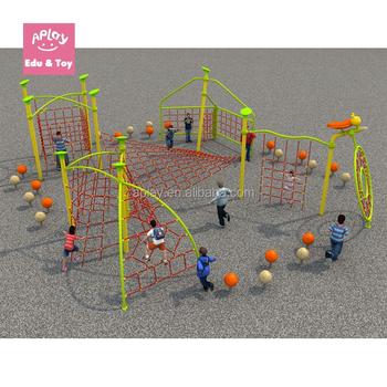 juegos infantiles gimnasio al aire libre