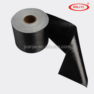 Professional Toray T700 12K UD unidirectional carbon fiber fabric roll for construction