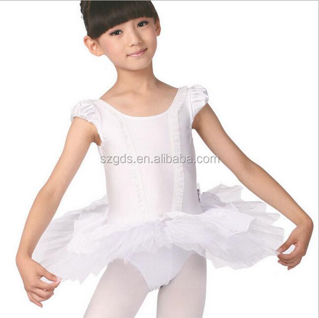 Red Fluffy Child Tutu Ballerina Princess Fairy