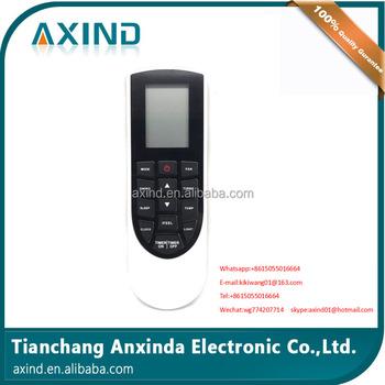 New Original For Gree Yan1f1 Universal Air Conditioner Remote Control - Buy  Gree Remote Control,Gree A/c Remote Control,Gree A/c Yan1f1 Remote Control