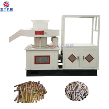Golden supplier wood sawdust pellet make machine for Philippines