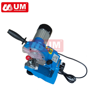Chain saw grinder sharpening tools abrasive disc type electric chainsaw sharpener kit with OEM