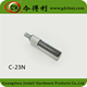 Guangzhou furniture accessories Concealed Soft Close function Cabinet Door pneumatic Damper buffer