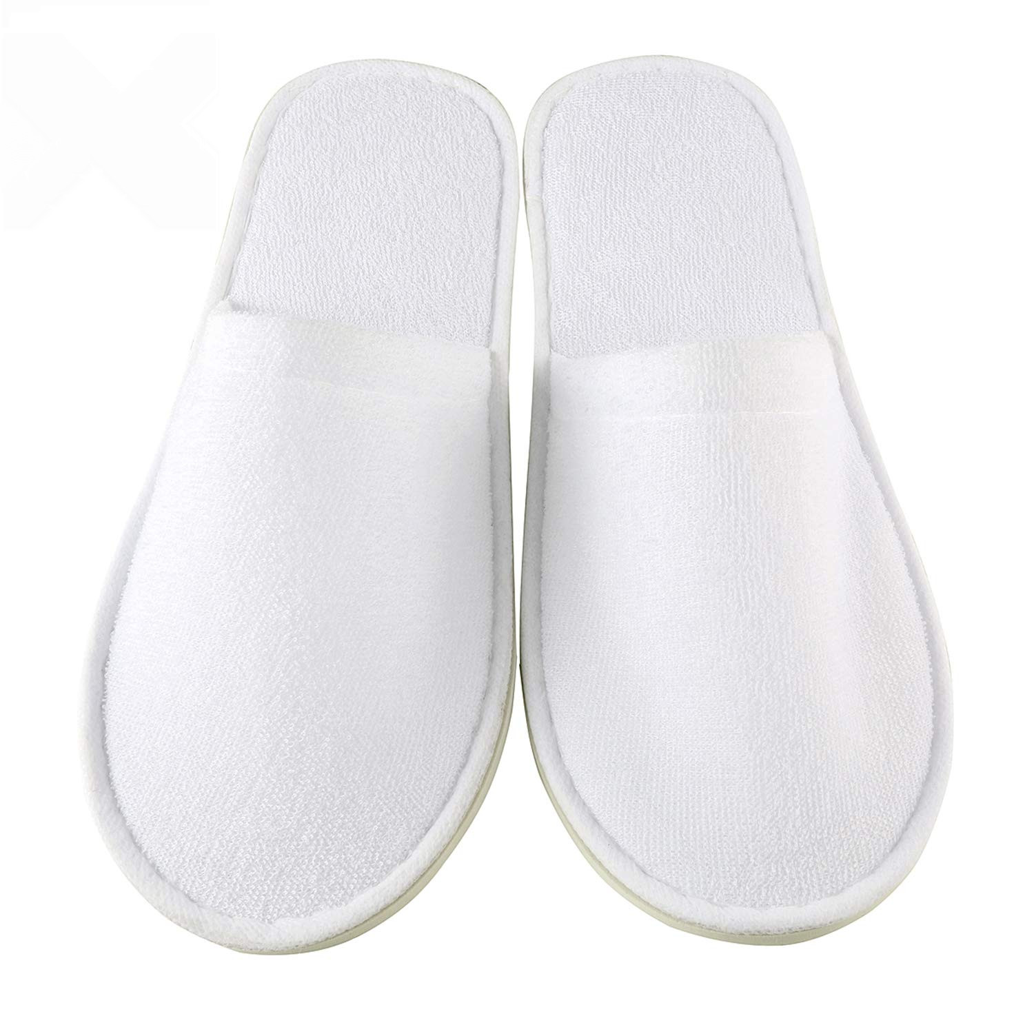 hotel slipper manufacturer 2020 hot selling cheap terry towel hotel slippers