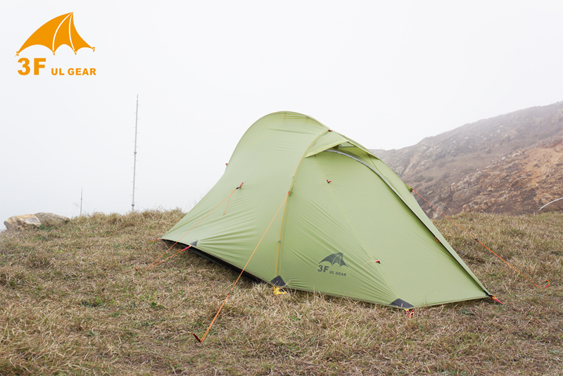 ... 2015New 3F Gear 4season High quality 15D professional silicon PU coating 2 layer c&ing tent with & Cheap 2 Man 4 Season Tent find 2 Man 4 Season Tent deals on line ...