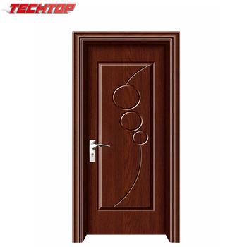 Best Exterior Composite Front Tech Wood Door Modern Double Entry